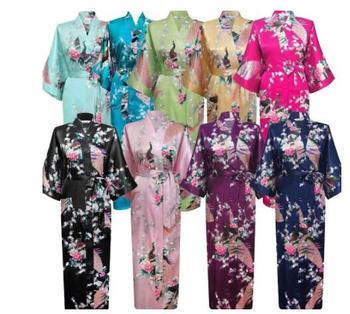 Ladies Kimono Robe 1