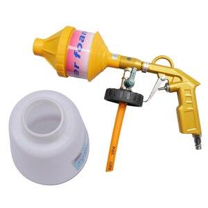 Image 3 - Schaum Pistole Auto Schaum Waschen Reinigung Gun Schnee Foam Lance Air Kompressor Espuma Werkzeug für Tornado Schaum Generator Auto Detaillierung werkzeug