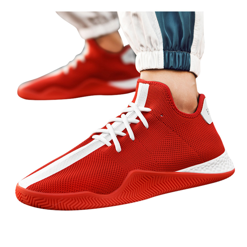 Popular Spring Autumn Men Running Shoes Fashion Men's Breathable Wear Personality Outdoor Sports Shoes Running Shoes Кроссовки