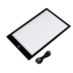 Light-Box Board Stencil Table-Tattoo-Pad Acrylic LED USB Tracing Drawing-Copy A4-Size