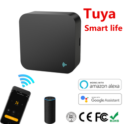 IR Remote Control Smart wifi Universal Infrared Tuya for smart home Control for TV DVD AUD AC Works with Amz Alexa Google Home