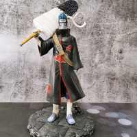 Lensple Anime figur Naruto Shippuden Action-figur Modell PVC GK Akatsuki Hoshigaki Kisame shark Könnte Guy Sammeln Spielzeug 25cm