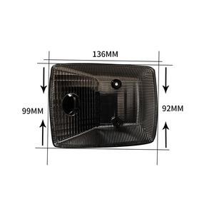 Image 5 - IJDM Glossสีดำด้านหน้าโคมไฟสำหรับ1986 18 Mercedes W463 G Class G500 G550 G55 g63 G65,OE Specเปลี่ยน