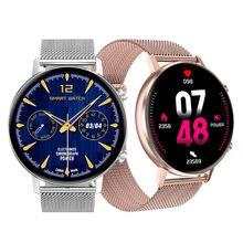 Smartwatch DT96 montre intelligente femmes 1.3 pouces Super clair résolution 360*360 pression artérielle moniteur d'oxygène VS DT88 Pro SG2