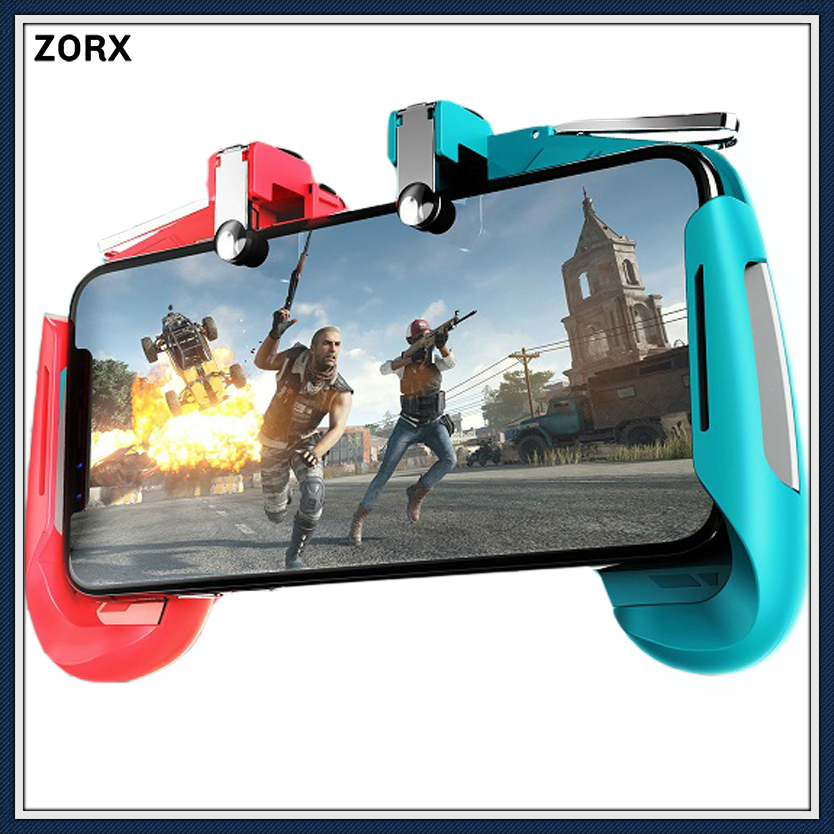 Triggers For Call of Duty PUBG Mobile Game Controller Joystick Gamepad L1 R1 Fire Button Mobile For Fortnite For IPhone Android