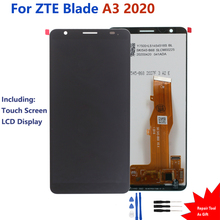 Original LCD For ZTE Blade A3 2020 Touch Screen LCD Display Digitizer Assembly Repair Phone Parts For ZTE Blade A3 2020 LCD