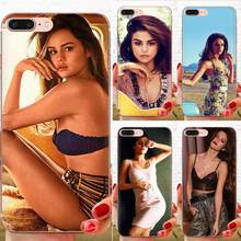 Selena Gomez For Galaxy Grand A3 A5 A7 A8 A9 A9S On5 On7 Plus Pro Star 2015 2016 2017 2018 Soft Cases Capa(China)