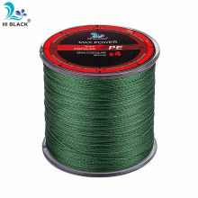 2019 New 300M 500M 1000M 4 Strands 8-80LB Braided Fishing Line PE Multilament Braid Lines wire Smoother Floating Line