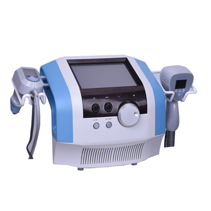 2020 Factory Price  2 In 1 Ultrasound+RF Machine Body Beauty Slimming And Face Neck Lifting With CE Certification