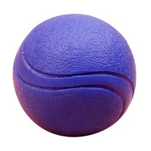 Funny Rubber Pet Dog Ball Chewing Training Teeth Elastic Bite Durable Toys Bite-resistant Chew Toy