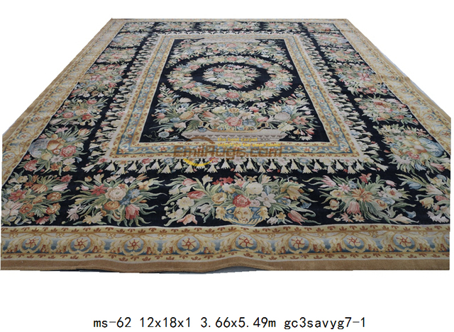 Luxury Carpet Hand Knotted Wool Rugs