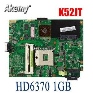 Материнская плата для ноутбука Amazoon K52JT для For Asus K52JB K52JE K52JR K52JC A52J X52J тестовая оригинальная материнская плата K52JR REV2.3A HD6370 1GB