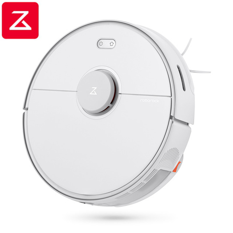 Original Roborock S5 Max Robot Vacuum Cleaner Automatic Smart Planned Sweeping Dust Sterilize Washing Mop APP WIFI Control