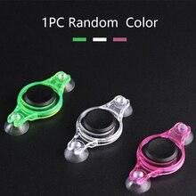Игровой контроллер-шутер Прочный моющийся мини пластиковый присоска многоразовый мобильный игровой рокер портативный случайные цвета