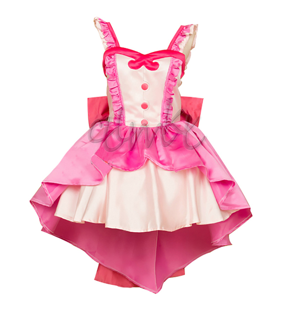 Details about  /Hanon Hosho Legend of Mermaid Melody Pichi Pichi Pitch Cosplay Costume Dress