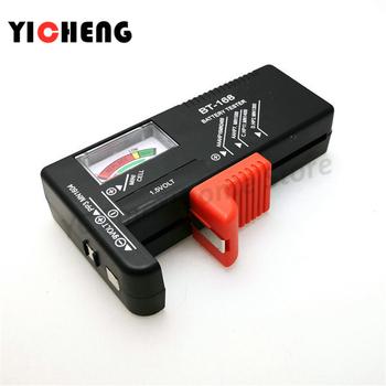 BT-168 baterii tester pojemności tester baterii BT168 tanie i dobre opinie OLOEY Elektryczne Tester Baterii gospodarstwa domowego 0 1-11 0 0 01 pointer type