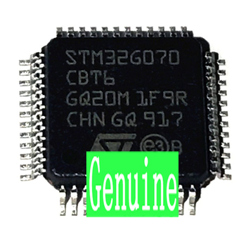 10pcs/lot STM32G070CBT6 New Original Genuine 10pcs lot 20n03 to252 new original genuine