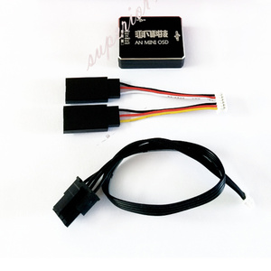 Image 2 - AN MINI OSD โมดูล DJI A2 NAZA V2 & Phantom สามารถพอร์ต 1 ถึง 3 HUB เปลี่ยน IOSD