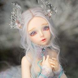 Fairyland Minifee Carol BJD Bambola 1/4 di Modo di Peluche Bambole In Resina Figura Giocattoli Per Le Ragazze best Regalo Bambola Chateau