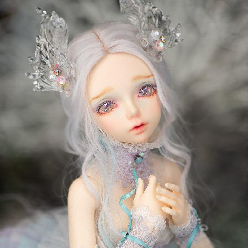 Fairyland Minifee Carol Doll BJD 1/4 Fashion Cuddly Dolls Resin Figure Toys For Girls Best Gift Doll Chateau
