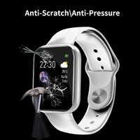 Herren Smart Uhren Wasserdicht ip67 mit Blutdruck Messung Herz Rate Monito Bluetooth Fitness Tracker Frauen Android IOS