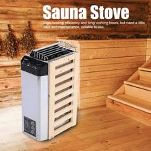 Stove Heating-Tool Sauna-Room for 220V Health Vitamins Internal-Control-Type Stainless-Steel