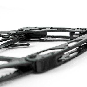 Image 3 - Ganzo G202B MultiTools סט מתקפל צבת דיג קמפינג הישרדות EDC Bits הילוך מלחץ כיס סכין Plier חוט קאטר חשפנית