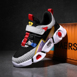 Image 3 - 2020 New Kids Sport Shoes For Boys Sneakers Girls Fashion Spring Casual Children Shoes Boy Running Child Shoes Chaussure Enfant