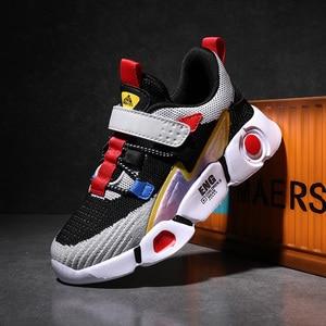 Image 3 - 2020 新しいの靴ボーイズスニーカーガールズファッション春カジュアル子供たちは少年を実行している靴chaussureのランファン