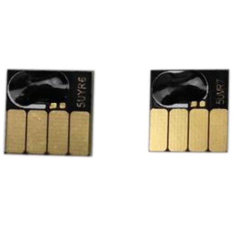 Chip De ARCO para HP 952 953 954 955 952XL 953XL 954XL 955XL para HP Officejet Pro 7740 8210 8710 8715 8720 8730 8740 Chips Permanente