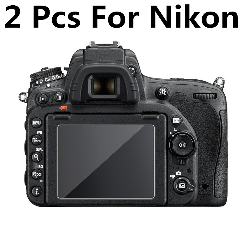 Screen-Protector D5600 D3400 D7200 Z7 Z6 Glass Cameratempered 9H LCD for Nikon D3400/D3500/D5100/..