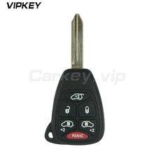 Дистанционный ключ 5 шт для chrysler dodge jeep чехол ключа