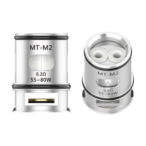 Image 3 - 12pcs Original VOOPOO Maat Tank Coils 0.13ohm 0.17ohm 0.2ohm Maat Tank Core Heads for Alipha Zip Mini Find Electronic Cigarette