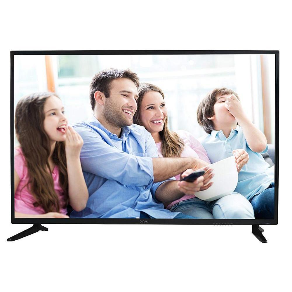 "DENVER LED-5571 Led TV 55 ""4 K UHD 3840 × 2160 3xHDMI USB Threefold Tuner High Definition energy efficiency"
