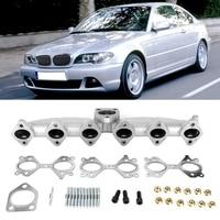 Exhaust Manifold & Gasket Nut Set for BMW E46 E39 E60 E61 E38 E65 E83 E53 3 5 7 X3 X5