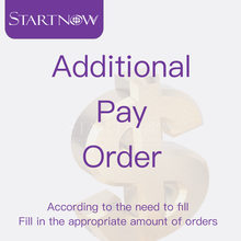 Additional Pay or Extra Charge Fee on Your Order