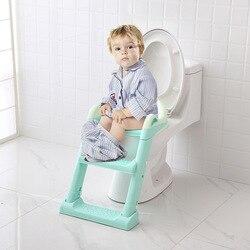 Товары для детей складной туалет для детей сиденье для унитаза детское лесенка для туалета сиденье для детей горшок лесенка для туалета сид...
