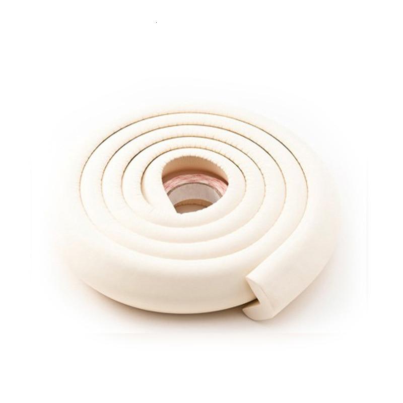 2 м защита для детей Защита для детей угловая защита для детской мебели угловая защита для стола защита углов защита кромок - Цвет: PJ016-MI