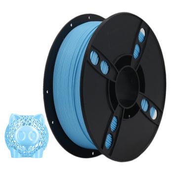 PLA Filament 1 75mm PLA 3D Filament żarnik świetlny dokładność wymiarowa ± 0 02mm PLA 1KG szpula Glow 3D Filament tanie i dobre opinie Aibecy CN (pochodzenie) solid