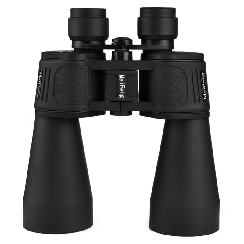 15X Binoculars Telescope Green Film High quality Hd wide-angle Large Diameter Portable Low Light Level Night Vision Telescope image
