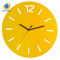 Nordic Electronic Wall Clocks Creative Quartz Mute Modern Wall Clock Minimalist Wrought Iron Home Decoration Accessories