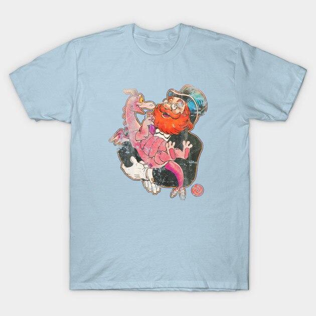 Men t-shirt One Little Spark Dreamfinder Figment by deptofcitrus tshirt Women t shirt(China)