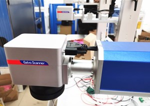Image 4 - Factory direct máquina de grabado de metal, máquina de marcado láser de fibra Raycus de 20W para grabado de aluminio dorado, plateado y cobre