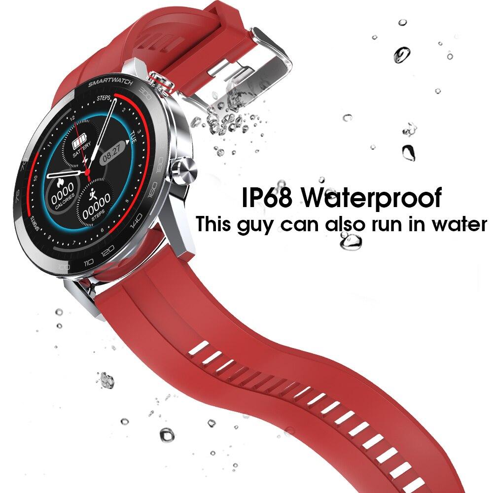 lowest price LEMFO SG2 ECG Smart Watch Men IP68 Waterproof Full Touch Healthy Fitness Tracker Blood pressure Oxygen Women Smartwatch 2020
