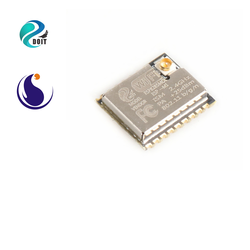 ESP-M1 DOIT 2.4 GHz Wi-Fi Module ESP8285 Chip / Serial To WiFi / Wireless Pass-through / AIoT Internet Of Things