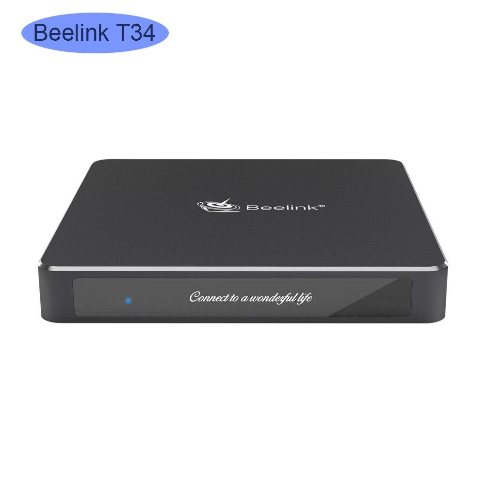 Beelink T34 win 10 Мини ПК intel N3450 2,2 ГГц 8 Гб DDR3 256 ГБ SSD windows 10 компьютер linux NUC ubuntu настольный компьютер|Мини ПК|   | АлиЭкспресс