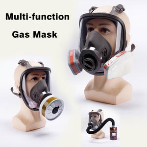 6800 Respirator-Industry Gas-Masks Spraying-Painting Fog-Protective-Masks Chemical Full-Face