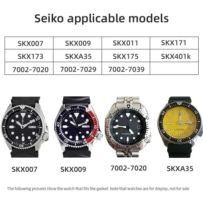 Seiko 7002 Vs Skx007