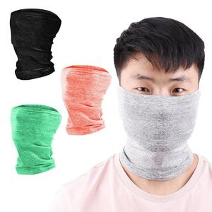 Outdoor Cycling Filter Chip Bib UV Protection Dust-proof Collar Multi-functional Magic Bandana Scarf Face Cover Neck Gaiter(China)