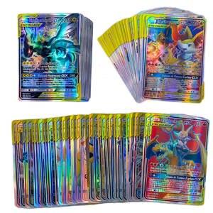 Toy Game Carte Tomy-Cards Trading Pokemon French-Version Children Shining TAKARA 200pcs